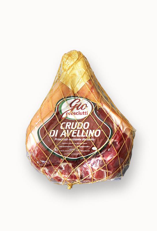 Prosciutto crudo di Avellino disossato